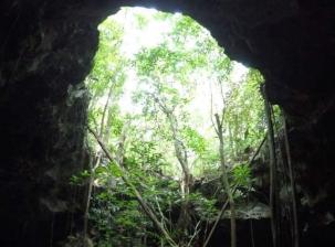 Exploration du monde sous terrain Maya!