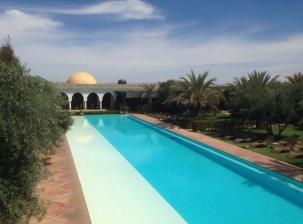 Manzil la Tortue oasis aux portes de Marrakech
