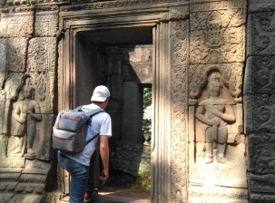 Visite Temples, Nature & Villages par Moto / Quad a Angkor