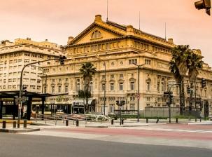Buenos Aires tours à pied
