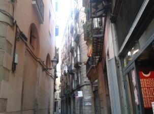 Barcelone: Une randonne sympa!!