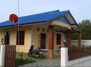 Petite maison traditionnelle Thai.  2 chambres / 2 salles de bains / C