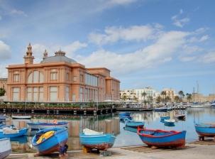 Visite de Bari et de ses alentours