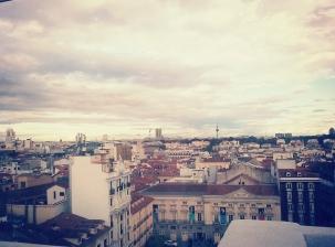 Une ballade originale à Madrid !