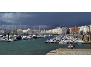 Une balade dans la baie plus belle de l'Espagne Santander