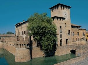 Fontanellato,Parma,Italie, itinéraire gourmand et spirituel