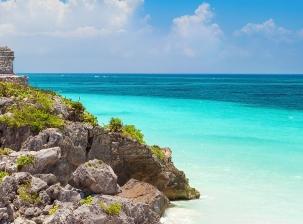 Découvrez la Riviera Maya.