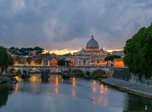 Découvrez Rome, la ville immortelle en toute sérénité !