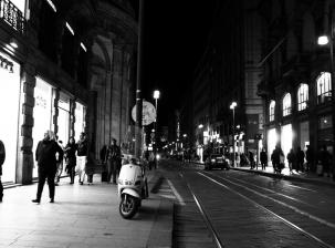 Promenade Milanaise