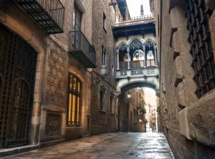 Une promenade à pied pour Barcelone?