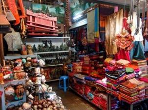 Shopping à Phnom Penh