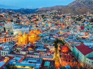 Guanajuato, Mexique! Visitez le berceau de l'Independence