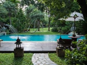 Séjour dans un cadre luxueux à Chiang Mai