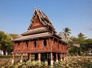 Ubonratchatani et alentours. (Thailande, region Issan)