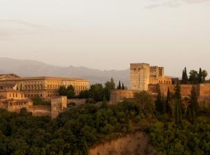 Granada, la Ville de l'Alhambra et sa région.