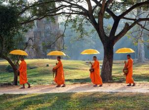 La face cachée d'Angkor à VTT