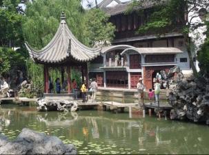 Suzhou, la petite venise de chine ! Guide et interprète