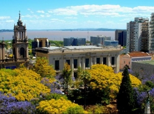 Bienvenu(e) à Porto Alegre!