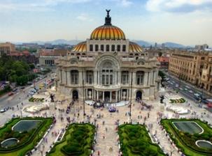 Visite guidée à Mexico/Guide touristique
