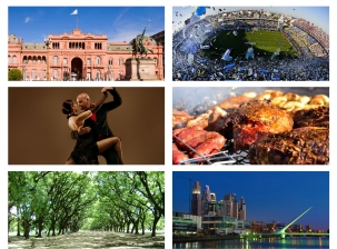 Buenos Aires, la ville la plus dynamique!!