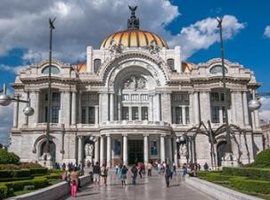 Visite guidée dans la ville de Mexico