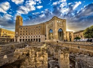 Le baroque des Pouilles: Lecce, Otranto, Gallipoli