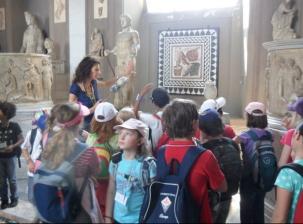 Visites enfants de Rome