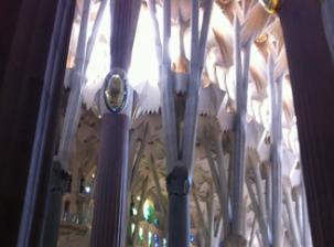 Gaudi et modernisme à Barcelone