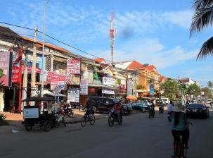 Visite de Siem Reap et environs